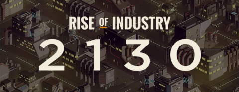 Rise of Industry : 2130 sur Linux
