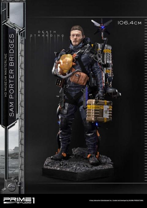 Death Stranding : Une statuette de Norman Reedus à 2 799$ chez Prime1