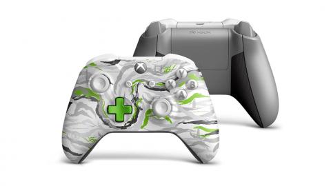 Xbox One : La manette limitée du X019 se dévoile