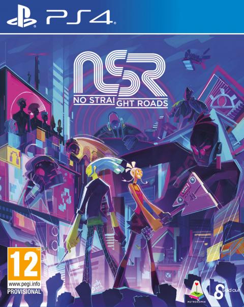 No Straight Roads sur PS4