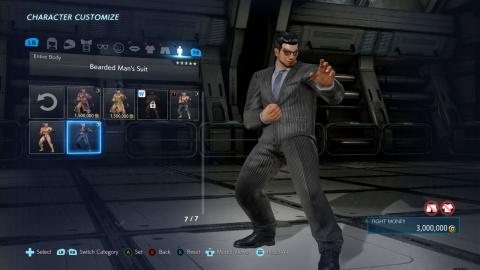 Tekken 7 : le DLC 13 va apporter les fonctions de Frame Data