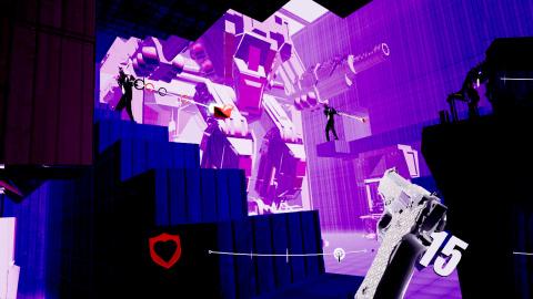 Pistol Whip : un intense cocktail de rythme et d'action en réalité virtuelle