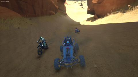 Offroad Racing est jouable gratuitement jusqu'au 23 mars sur Steam