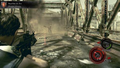 Resident Evil 5 - Une version Nintendo Switch à la hauteur du portage de 2016 ?