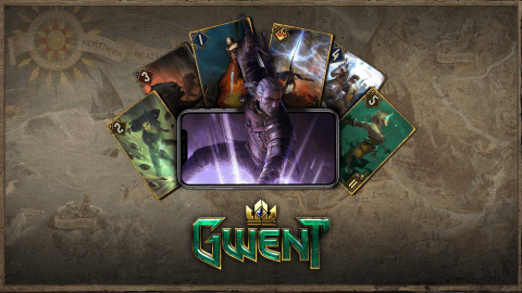 Gwent : The Witcher Card Game sur iOS