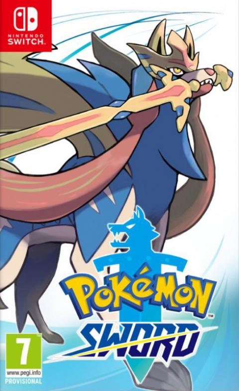 Pokémon Épée / Bouclier sur Switch