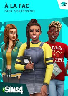 Les Sims 4 : À la fac sur PC