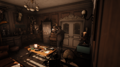 Song of Horror arrive sur PS4 et Xbox One le 29 octobre