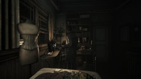 """Song of Horror accueille un nouveau personnage jouable et la difficulté """"H.P. Lovecraft"""""""