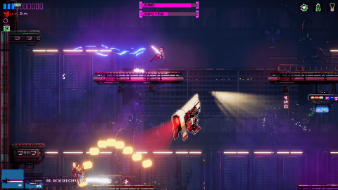 Black Future '88 : le shooter rogue-like arrive le 21 novembre