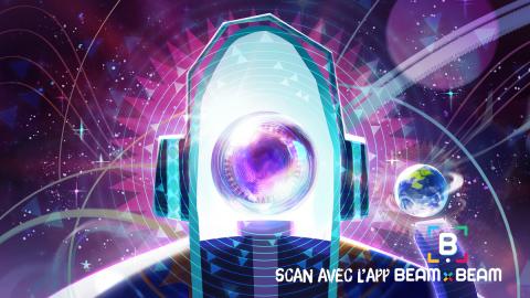 PGW 2019 : No Straight Roads invite Kayane, Donald Reignoux, le youtuber Sora au doublage et participe au lancement de l'application Beam Beam