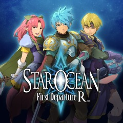 Star Ocean : First Departure R sur PS4
