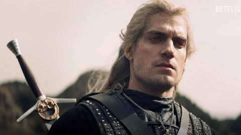La série The Witcher officialise sa date de sortie avec un trailer rythmé