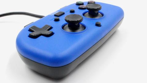 Test Hori Mini Gamepad  : La manette des plus petits