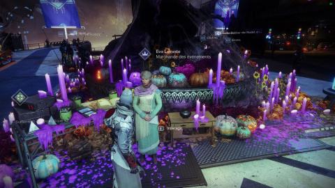Destiny 2 : La Fête des Âmes Perdues, notre guide de l'événement d'Halloween
