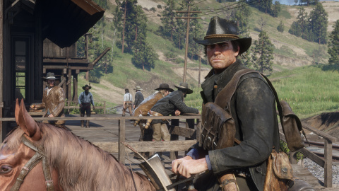 Red Dead Redemption 2 : Premier contact avec la version PC