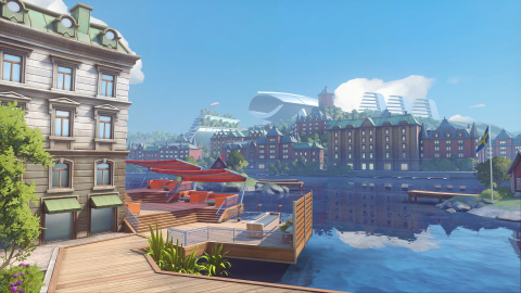 Overwatch 2 dévoile un premier lot d'images
