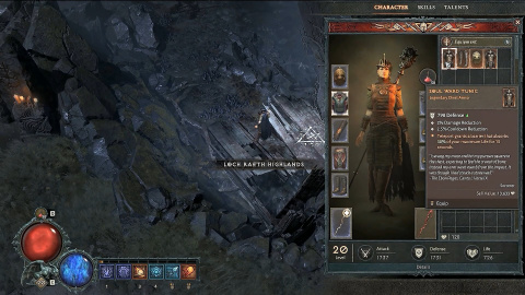 Diablo IV est un retour aux sources gothiques et sanglantes de la saga - BlizzCon 2019