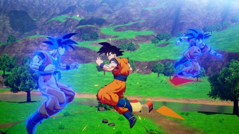 Dragon Ball Z Kakarot : La collecte des Dragon Ball présentée