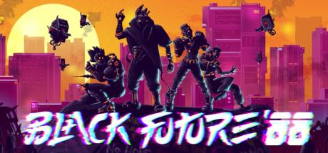Black Future '88 sur Switch