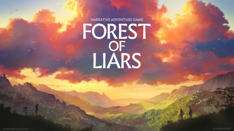 Forest of Liars sur Switch