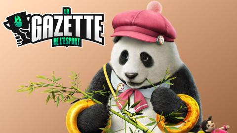 La Gazette de l'eSport du 05/11 : L'homme qui triompha dans Tekken avec Panda