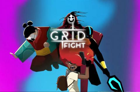 Grid Fight sur Switch