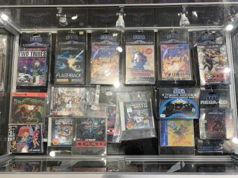 Vente aux enchères Millon : quand les jeux vidéo atteignent des prix record !