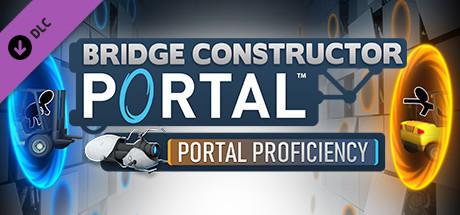 Bridge Constructor Portal - Portal Proficiency sur PS4