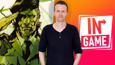 In Game : Metal Gear Solid 3- Le QTE le plus difficile au monde