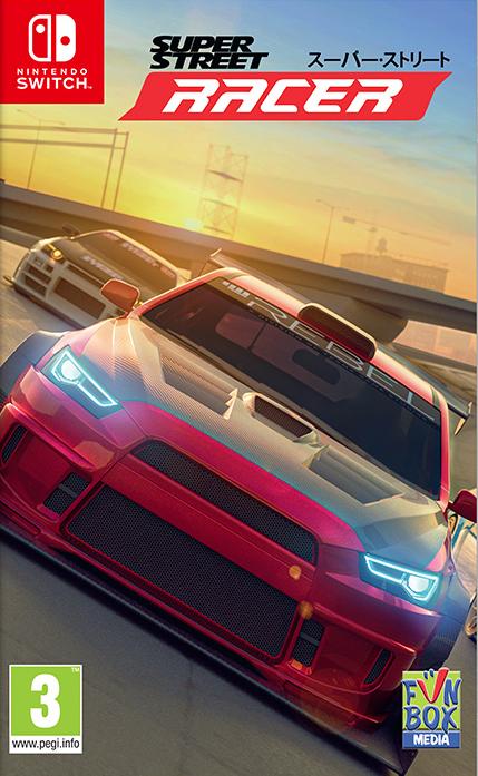 Super Street : Racer sur Switch