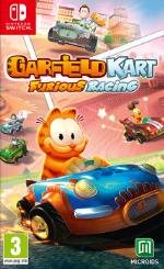 Garfield Kart Furious Racing ! sur Switch