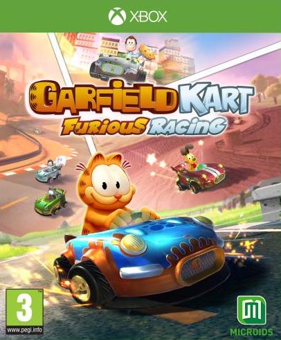 Garfield Kart Furious Racing ! sur ONE