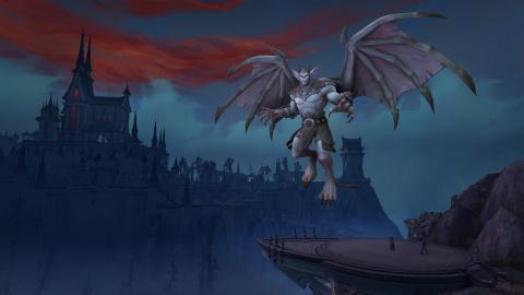 World of Warcraft Shadowlands : un joueur passe niveau 60 en moins de trois heures