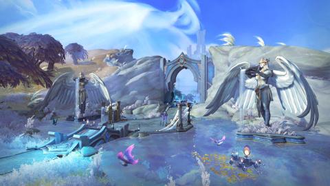 World of Warcraft : Shadowlands - Lancement prévu cet automne, la bêta la semaine prochaine