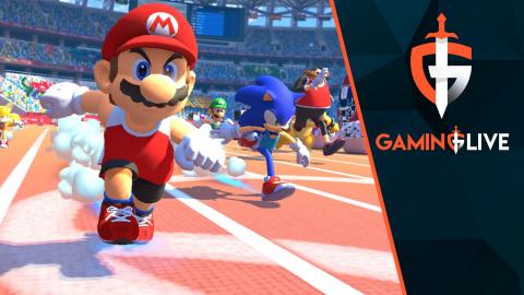 Logan triple médaillé olympique sur Mario & Sonic aux JO ?