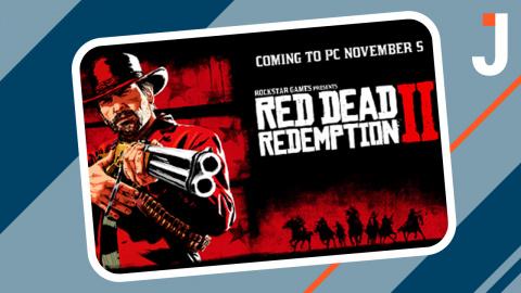 Le Journal du 06/11/19 : Red Dead Redemption II sur PC, HearthStone : Champs de bataille ...
