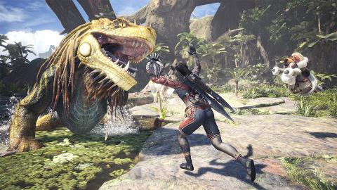 Monster Hunter World : Iceborne s'écoule à cinq millions de copies