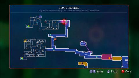 Dead Cells accueille un nouveau biome avec la Corrupted Update
