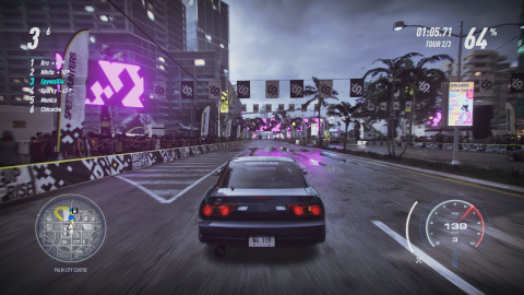 Need For Speed Heat : sévices à Miami