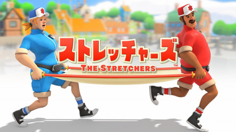 The Stretchers sur Switch