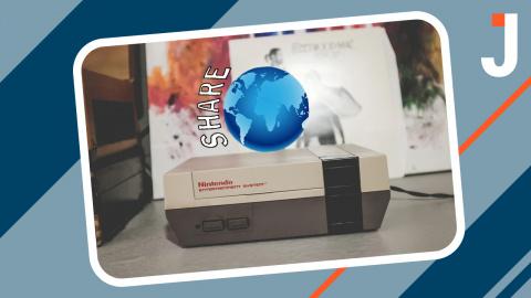 Le Journal du 08/11/19 : Les citations dans les pubs de jeux, les jeux comme réseaux sociaux ...