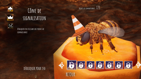 Bee simulator: An educational simulation that beats the wing
