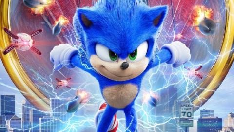 Sonic Le Film : Le nouveau design du hérisson dévoilé