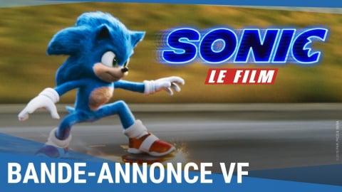 Une nouvelle bande-annonce, avec un Sonic (joliment) remodelé — Sonic le Film