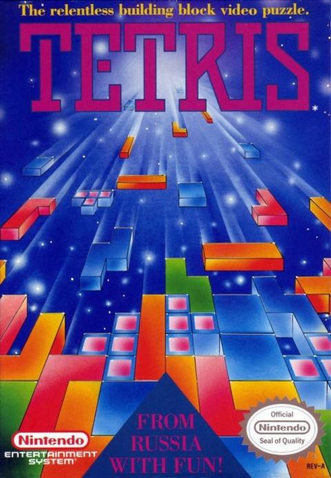 Tetris sur MD