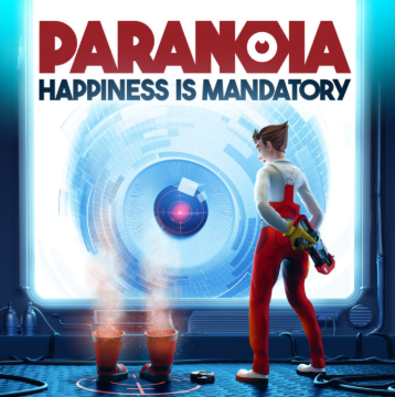 Paranoia : Happiness is Mandatory sur PS4