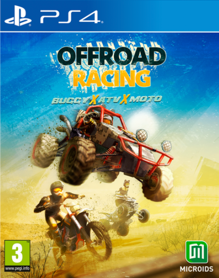 Offroad Racing sur PS4