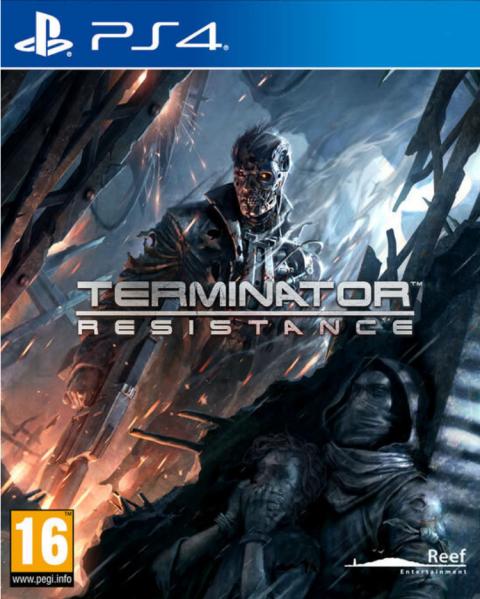 Terminator : Resistance sur PS4