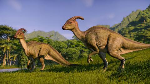 X019 : Jurassic World Evolution - Les lieux emblématiques de la saga sont de retour avec le nouveau DLC